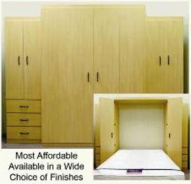 bi fold murphy beds that fold
