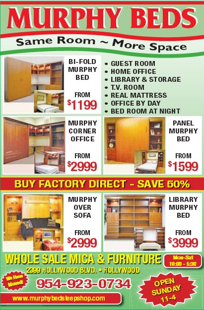 murphy beds cheap specials