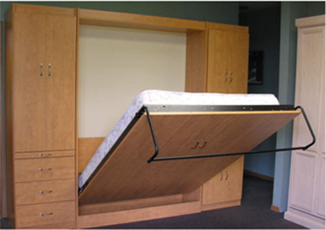 advantages of murphy beds